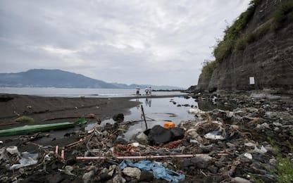 Mare inquinato, Legambiente: batteri oltre i limiti nel 40% dei casi