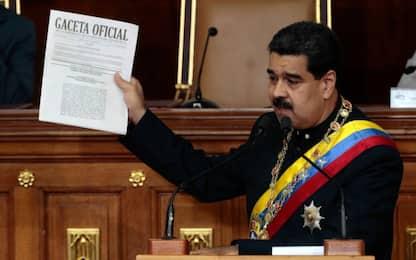 """Venezuela, Maduro: """"Voglio incontrare Donald Trump a New York"""""""