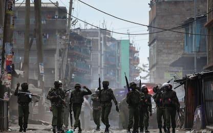 Kenya, scontri dopo il voto. Opposizione denuncia: più di cento morti