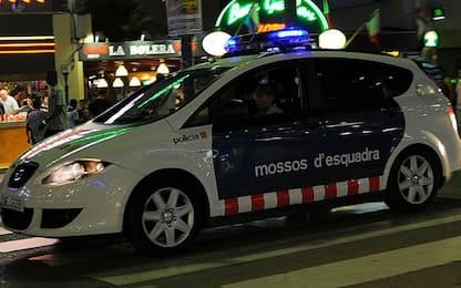 Barcellona, ritrovata la ragazza italiana: sarebbe stata aggredita