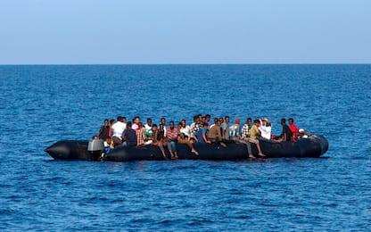 Scontro tra nave tunisina e barca carica di migranti: almeno 8 morti