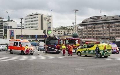 Finlandia, persone accoltellate a Turku