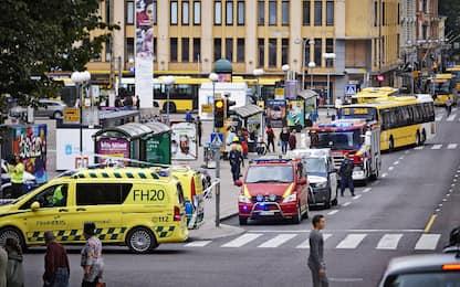 Finlandia, attacco a colpi di coltello a Turku: 2 morti e 6 feriti