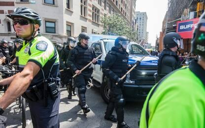 Usa, scontri antirazzisti in varie città