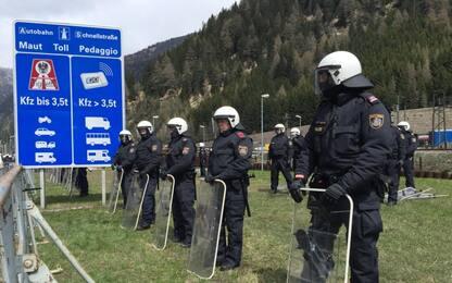 Migranti, scattati al Brennero i controlli dell'esercito austriaco