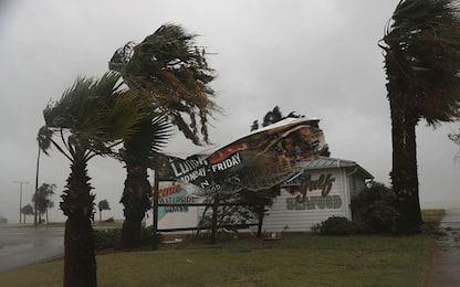 Usa, uragano Harvey declassato a tempesta: 200mila case senza corrente