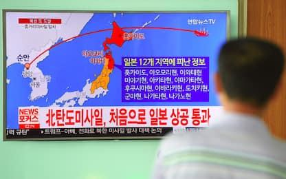 """Corea del Nord, Trump: """"Tutte le opzioni sono sul tavolo"""""""