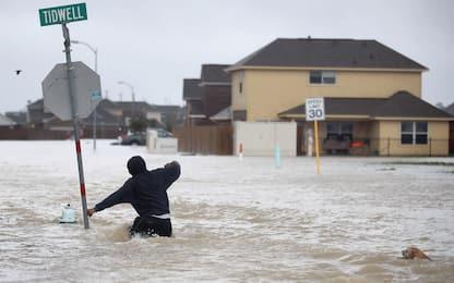 Usa, Harvey tra i disastri naturali più costosi della storia americana
