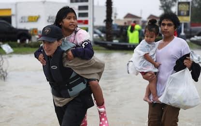 Harvey, si temono 30mila sfollati