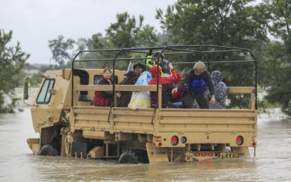 Harvey, Nyt: almeno 30 i morti. Coprifuoco a Houston