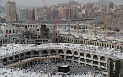 Pellegrinaggio alla Mecca