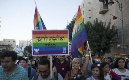 Israele, la Corte suprema contro i matrimoni gay