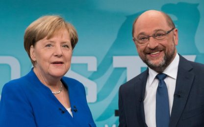 Germania, agenda europea e migranti alla base della grande coalizione