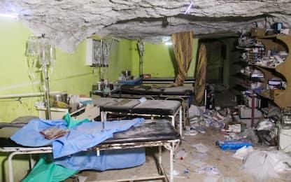 Onu: attacco chimico in Siria responsabilità delle forze di Assad