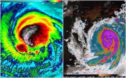 Come vengono scelti i nomi degli uragani