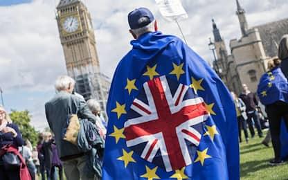 """Brexit, Ue detta condizioni transizione. May: """"Tutto da negoziare"""""""