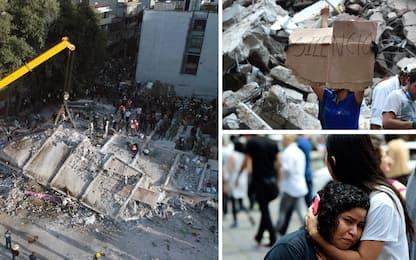 Terremoto Messico, almeno 225 morti. Strage di bimbi a scuola