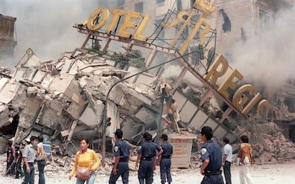 Messico, terremoto a 32 anni esatti da quello catastrofico del 1985