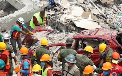 Terremoto in Messico: oltre 280 morti. Si continua a scavare