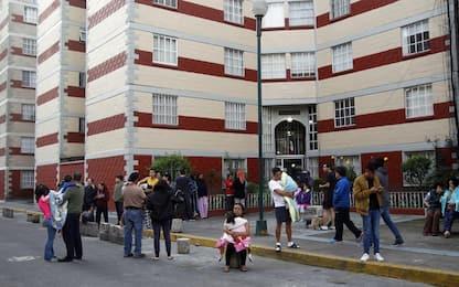 Messico: nuova forte scossa di terremoto, epicentro a Oaxaca