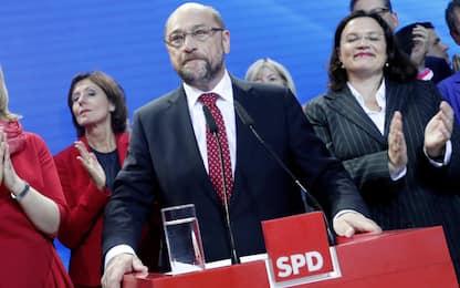 Germania, Martin Schulz si dimette ufficialmente dalla guida dell'Spd