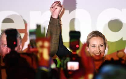 Elezioni Germania, l'estrema destra di Afd in Parlamento