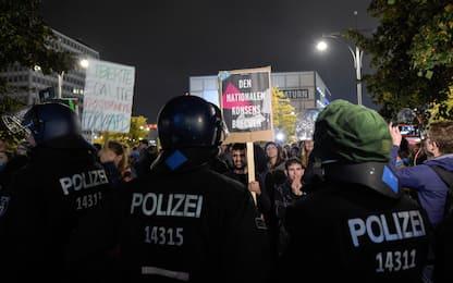 Afd, boom di voti in Germania: proteste