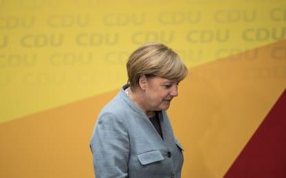 """Elezioni in Germania, Merkel: """"Ottimista su soluzione governo"""""""