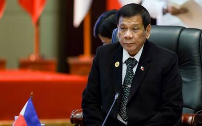 Filippine, spari vicino alla residenza di Duterte: morta una guardia