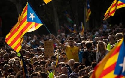 Referendum Catalogna, Mossos d'Esquadra identificano proprietari seggi