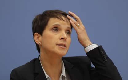 Elezioni Germania, Frauke Petry dice addio all'Afd