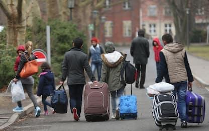 Calo record delle domande di asilo in Italia: -60% rispetto al 2017