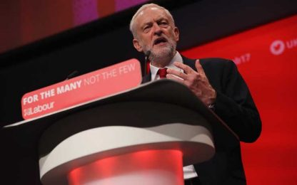 Antisemitismo, Jeremy Corbyn sospeso dal partito laburista