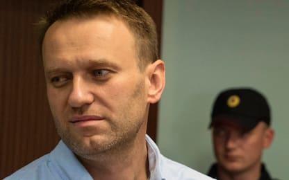 Russia, di nuovo arrestato il leader d'opposizione Alexei Navalny