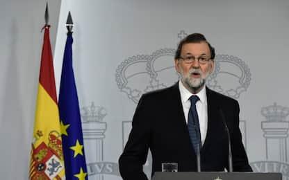 Referendum Catalogna, Rajoy: una messinscena