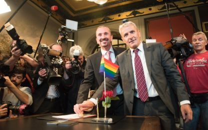 Matrimoni gay legali in Germania
