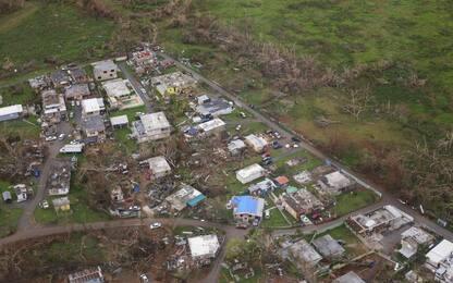 Puerto Rico dopo il passaggio di Maria