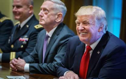 """Donald Trump: """"L'Iran non ha rispettato lo spirito dell'accordo sul nucleare"""""""