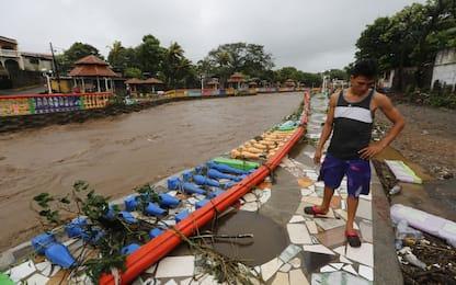 Almeno 22 morti in Centro America per la tempesta tropicale Nate. FOTO