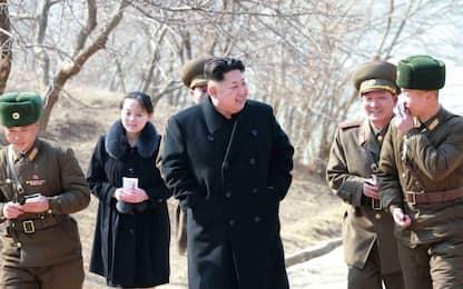 Corea del Nord, chi è Yo-jong la potente sorella di Kim