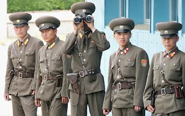 GettyImages-_militari_Nord_Corea