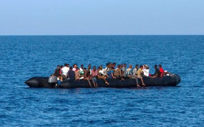 Migranti, sbarcate 14 persone a Lampedusa