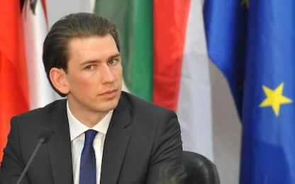 """Austria e vaccini Covid, Kurz: """"Non faremo più affidamento sull'Ue"""""""