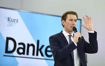 Elezioni Austria, svolta a destra. Trionfa il conservatore Kurz