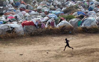 Somalia, un milione di persone in fuga a causa della siccità
