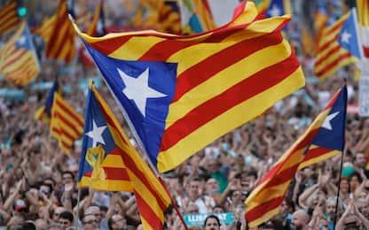 """Catalogna, Tajani: """"Nessun Paese Ue la riconoscerà come indipendente"""""""