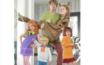 Stati Uniti, il travestimento di Halloween è per tutta la famiglia