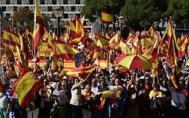 01_Manifestazione_Madrid_Getty
