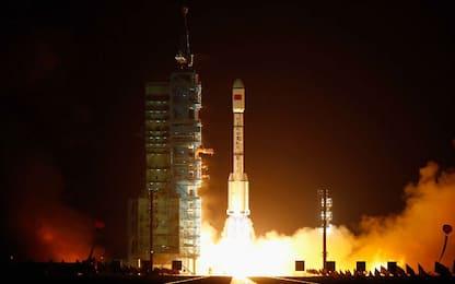 Tiangong-1, Asi: probabilità che cada in Italia pari allo 0,1%