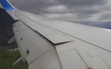 incidente-aereo-austria-video